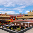 Jokhang temple - Stock Photo