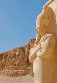 Hatshepsut temple — Stock Photo