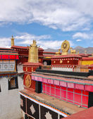 Jokhang temple — Stock Photo