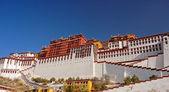 Дворец Потала, Тибет — Стоковое фото