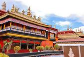Jokhang temple — Stock Photo