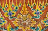 古代タイの絵画 — ストック写真