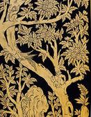 古代泰国艺术 — 图库照片