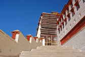 Potala palace — Foto de Stock