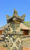 Escultura balinesa — Foto de Stock