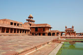 Fatehpur Sikri palace — Stock Photo
