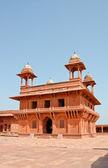 Fatehpur Sikri palace — Stock Photo