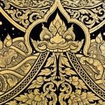Thai style painting art — Stock Photo