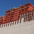 Potala palace - Stock Photo