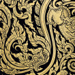 Thai dragon painting — Stock Photo #11668012