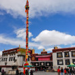 Jokhang Temple, Tibet — Stock Photo