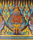 Ancient Thai art — Stock Photo
