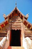 Ancient Thai temple — Stock Photo