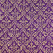 Thai woven fabric — Stock Photo