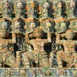 Stock Photo: Thai giant statues