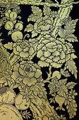 Tajski kwiat, malarstwo — Zdjęcie stockowe