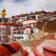 Tibettemple — Stock Photo #12245166
