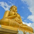 Colossus Buddha statue — Stock Photo