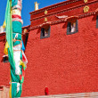 Ganden Monastery - Stock Photo