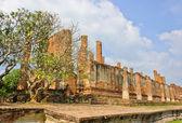 Ruins temple — Stock Photo