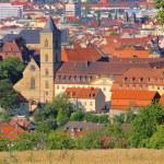 Bamberg abbay Carmelites 01 — Stock Photo