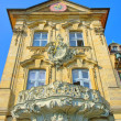 Stock Photo: Bamberg townhall detail 08