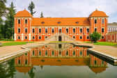 Ostrov palace 02 — Stock Photo