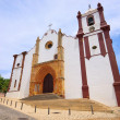 Silves cathedral 01 — Stock Photo