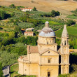 Montepulciano church 05 — Stock Photo