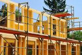 Wood construction 06 — Stock Photo