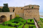 Taranto castle 01 — Stock Photo