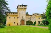 Cafaggiolo Villa Medici 01 — Stock Photo