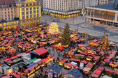 Dresden christmas market 21 — Stock Photo