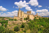 Segovia Alcazar 18 — Stock Photo