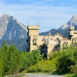 Stock Photo: Seefeld castle 03