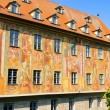 Stock Photo: Bamberg townhall detail 04