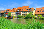 Bamberg Little Venice 10 — Stock Photo