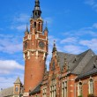 Stock Photo: Dahme townhall 01