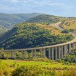 Stock Photo: GrSasso freeway 02