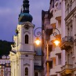 Karlovy Vary Maria-Magdalenchurch 01 — Stock Photo #11414790