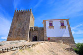 Belmonte castle 01 — Stock Photo