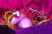 Christmas ball 83 — Stock Photo