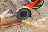 Angle grinder 09 — Stock Photo