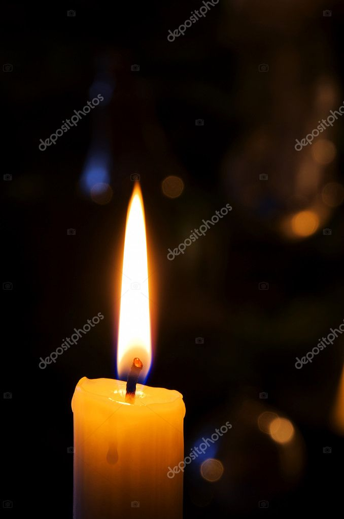 Candle 07 — Stock Photo #11414919