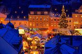 Annaberg-Buchholz christmas market 06 — Stock Photo