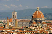 Florence cathedral 02 — Foto de Stock