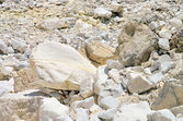 Carrara marble stone pit 17 — Stockfoto