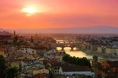 Florence bridge 01 — Stock Photo