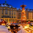 Dresden christmas market 15 — Stock Photo #11467708