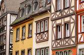 Cochem half-timbered house 04 — Stock Photo